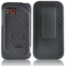 OEM Verizon HTC Rezound ADR6425 Hard Shell Case Holster Combo with Kickstand