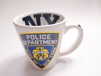 New York Polizei Lizenz Kaffeetasse Police Department Coffee mug