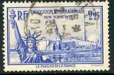 PROMO / TIMBRE FRANCE OBLITERE N° 426 EXPOSITION DE NEW YORK