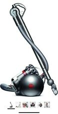 Dyson Big Ball Iron Red Multi Floor Canister Vacuum