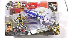 Saban's POWER RANGERS Super Samurai Antonio Octozord Mega Ranger Bandai 2012 MOC