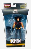 X-Men Marvel Legends Series - Weapon X Action Figure BY HASBRO