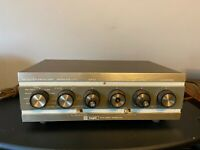 Vintage Knight KP-50 Tube Stereo Preamplifier Complete For Rebuild