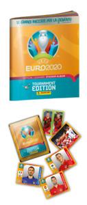 EVADO MANCOLISTA FIGURINE PANINI EURO 2020 TOURNAMENT EDITION A 0,25€ CAD NUOVE
