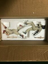 Danbury Mint Mark Mcgwire And Sammy Sosa Home Run Kings Mlb Figurine