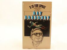 GOOD+!! S Is For Space Ray Bradbury 1970 Science Fiction Vintage