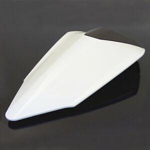 Rear Pillion Seat Cover Solo Cowl White For DUCATI 899 1199 1199R 1199S Panigale