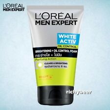 L'Oreal Men Expert Foam White Activ Bright Oil Control Purifying Action 1x100 mL