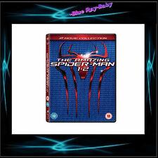 THE AMAZING SPIDERMAN - MOVIES 1 & 2 *** BRAND NEW BOXSET***
