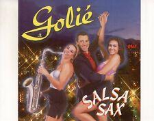 CD GOLIEsalsa sax1999 VG++ (B4382)