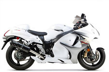 2011 Hayabusa Two Brothers Carbon Slip On Exhaust Black Series 2008 2009 2010