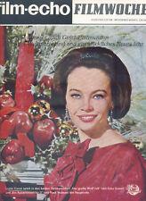 Film-Echo Filmwoche Nr. 103 1964 Leslie Caron Cary Grant Rock Hudson Appartment