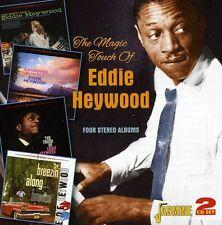 Eddie Heywood - Magic Touch of Eddie Heywood [New CD] UK - Import