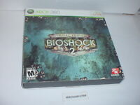 BIOSHOCK 2: SPECIAL EDITION game complete in big box - Microsoft XBOX 360
