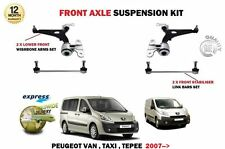 pour PEUGEOT EXPERT 2007- > 2 x AVANT BRAS DE SUSPENSION TRIANGLE +