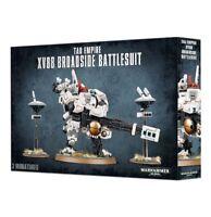Warhammer 40K - Tau Empire XV88 Broadside Battlesuit - Brand New in Box! - 56-15