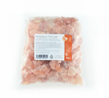 Himalayan Pink Salt 2kg - Pure Naturally Organic Food Grade Salt - Chunks