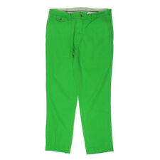NEW Mens Polo Ralph Lauren Bedford Chino Straight Fit Toucan Green Pants W35 L32