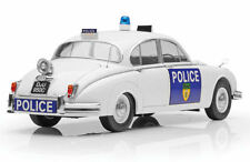 MODEL-ICONS 999008 JAGUAR MK.II model Police car LEICESTERSHIRE & RUTLAND 1:18th