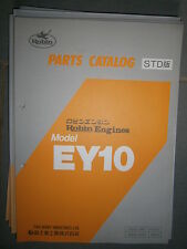 ROBIN Engines EY10 : Parts Catalog 02/1991