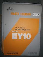 ROBIN Engines EY10 : Parts Catalog 02/1991