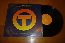 """Cuarteto O.T. - sostenga que lechón abajo - 2000 Reino Unido 12"""" SINGLE"""