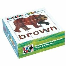 Eric Carle Brown Bear, Brown Bear, What Do You See? (2013, Toy; Plush; Doll)