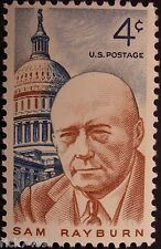 Stamp US 4c Sam Rayburn, Cat. #1202 Mint NH/OG