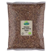 Organic Milk Thistle Seeds Certified Organic