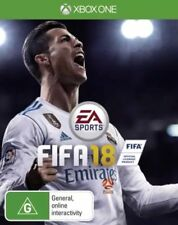 Fifa 18 Microsoft XBOX ONE Game BRAND NEW & SEALED