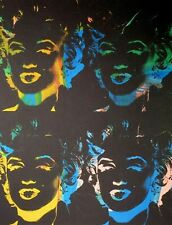 Andy Warhol, Marilyn Monroe 1967, Plate Signed Lithograph
