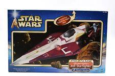 Star Wars Attack of The Clones - Obi-Wan Kenobi's Jedi Starfighter