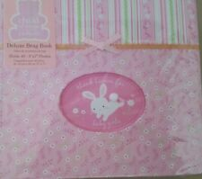Carters Child of Mine Deluxe Brag Book for Baby Girls