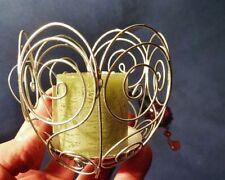 Handgefertigte einarmige Deko-Kerzenständer & -Teelichthalter Hängewindlichter