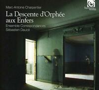 Marc-Antoine Charpentier: La Descente D'Orphée Aux Enfers - Ensemble Co (NEW CD)