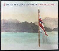 HRH The Prince (Charles) of Wales Watercolours HC Book  **FIRST EDITION SEALED**