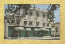 x Canada Quebec 1965 postcard MANIWAKI CENTRAL HOTEL to Middletown NY ROE