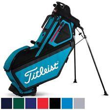 BRAND NEW  Titleist Golf Players 5 Stand Bag Black Breeze TB7SX6-046