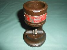 """Vintage """"Morse Starrett Mo-St Usa"""" Impact Cable Cutter Tool ~ Model 1"""