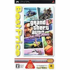 Used PSP Grand Theft Auto Vice City Stories  SONY PLAYSTATION JAPAN IMPORT