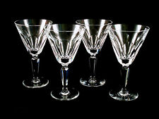 Waterford Crystal Sheila Water Goblets Glasses