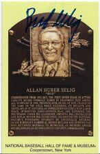 Hall Of Fame Autographed Postcard For Sale Ebay