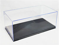 MODEL DISPLAY CLEAR CASE 1:18 Plastic Acrylic Box Models Diecast Car Spare Boxes