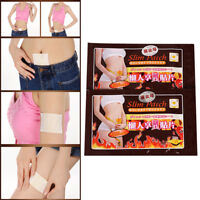10pcs slimming patch weight loss cellulite fat burn detox slim belly arm be