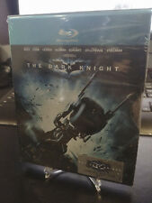 The Dark Knight Blu-ray Steelcase Metal Slipcase Tin Steelbook RARE OOP
