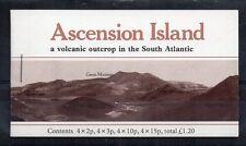 Ascension 1981-84 Stamp Booklet
