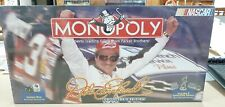 New Dale Earnhardt NASCAR Monopoly Game Collector's Edition