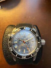 Deep Blue Diver 1000 Meteorite Watch