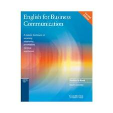 English for Business Communication. Student's Book by Simon Sweeney (author)