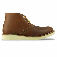 Stivali, anfibi e scarponcini da uomo casual Red Wing Shoes marrone